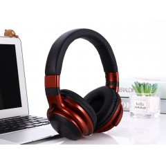 Bluetooth Headset Subwoofer Foldable Retractable Bluetooth Headset