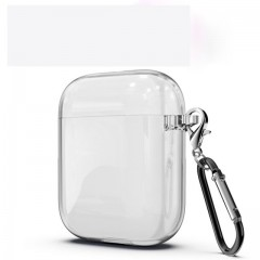 Applicable Airpods1 / 2 protective cover Apple Bluetooth headset shell wireless headset transparent protective box