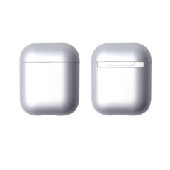 Applicable Airpods Apple Headphone Protective Shell Oil-injected Ultra-thin Frosted Feel PC Headphone Case Cover