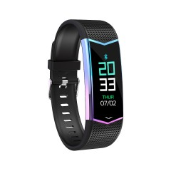 LV08 Smart Band Sleep Detection Reminder Pedometer Heart Rate Health Monitoring Sports Band Message Push