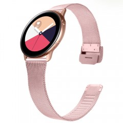 For Samsung Galaxy Watch strap Milanese buckle metal strap 46mm / 42mm